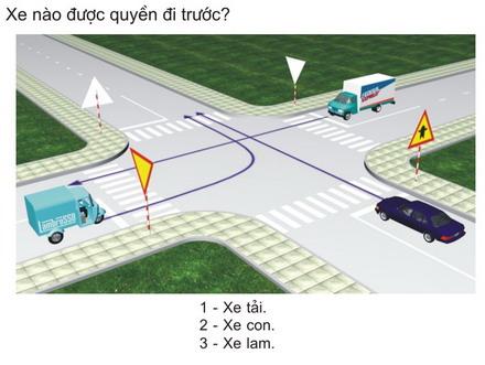 lythuyet - Tìm hiểu về thi bằng lái ô tô - (bằng lái xe là gì, điều kiện thi bằng lái)