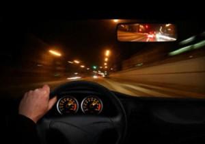 học lái xe ô tô trong đêm