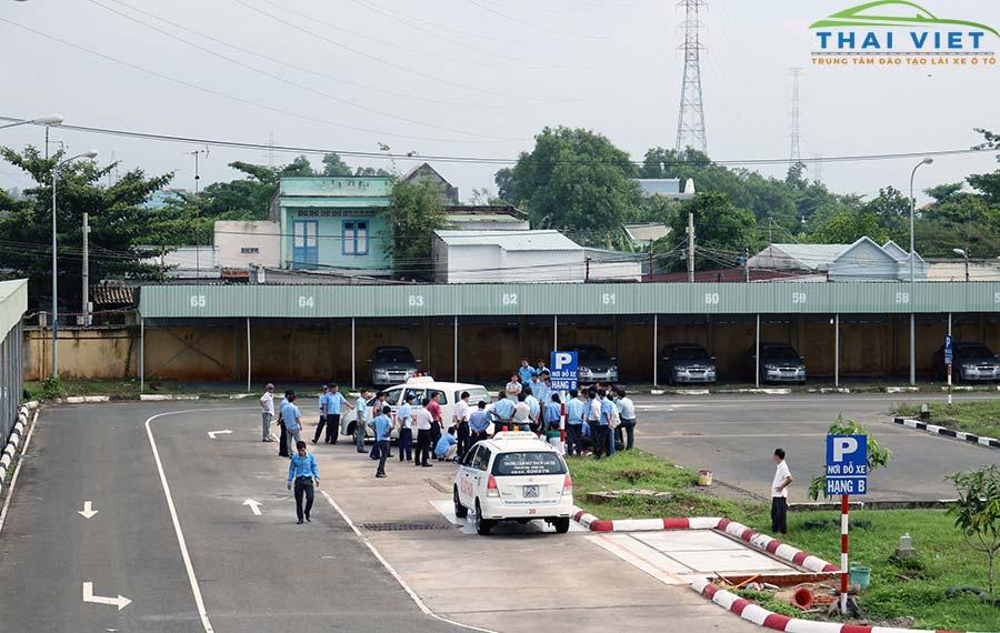 san hoc lai xe o to o thanh xuan - Học lái xe ô tô tại quận Thanh Xuân chất lượng #1