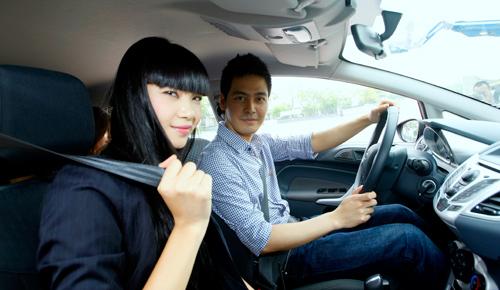 hoc lai xe o to co kho khong - Học lái xe ô tô không khó