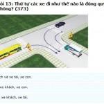 Lỗi thường gặp khi làm bài thi lý thuyết bằng lái xe ô tô