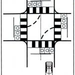 qua nga tu co den tin hieu giao thong 150x150 - Học lái xe ô tô bài 5 - Qua ngã tư có đèn tín hiệu giao thông