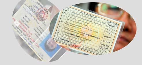 doi bang lai xe het han - Đổi bằng lái xe ô tô hết hạn và còn hạn - Thủ tục đổi bằng lái xe