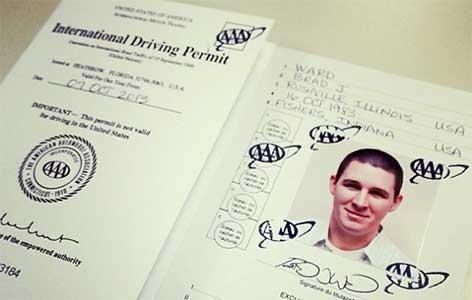 bang lai xe quoc te - Bằng lái xe quốc tế tại Việt Nam - Đổi giấy phép lái xe quốc tế
