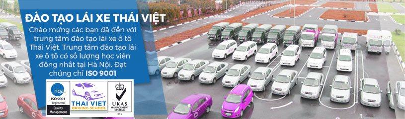 Đào tạo lái xe ô tô bằng B2 tốt nhất tại Hà Nội