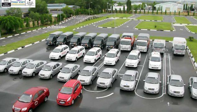 hinh an san bai hoc bang lai xe 634x360 - Học bằng lái xe ô tô nhanh chóng và chuyên nghiệp tại Hà Nội - Số 10