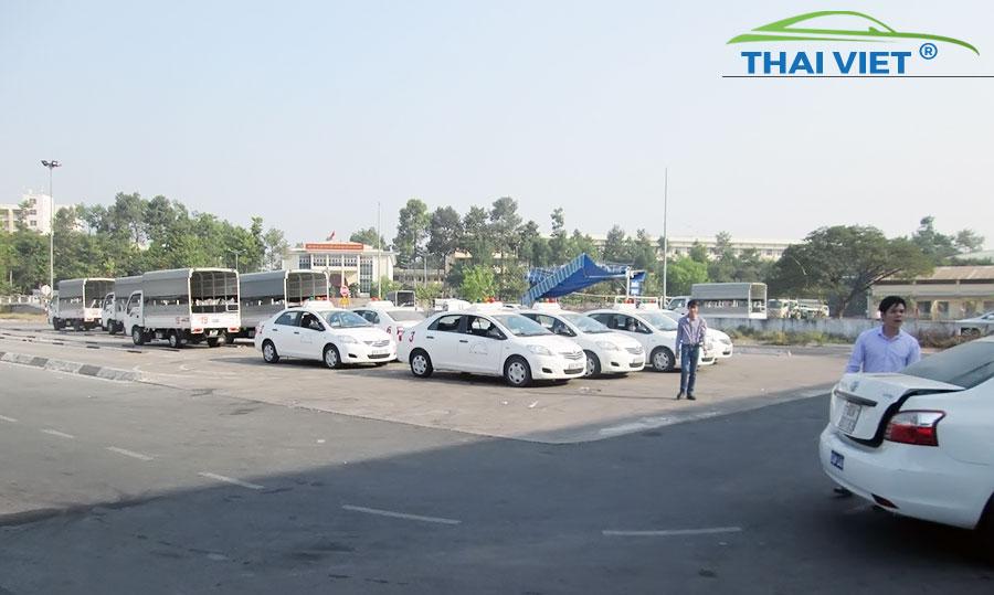 dạy lái xe ở Sóc Sơn