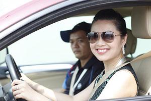đào tạo lái xe bài bản an toàn