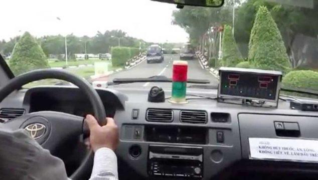 hoc lai xe b1 xe doi moi 634x360 - Học lái xe ô tô số tự động chưa bao giờ dễ hơn tại Hà Nội