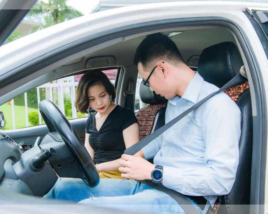 thu hồ sơ học lái xe tại nhà miễn phí