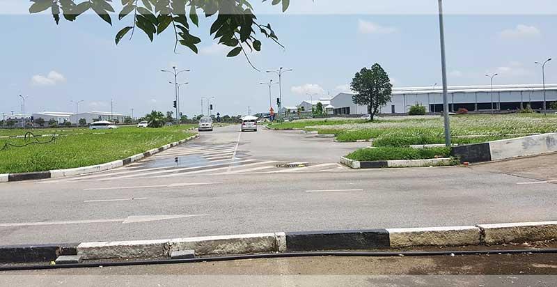 Sân tập hiện đại số 1 Hà Nội