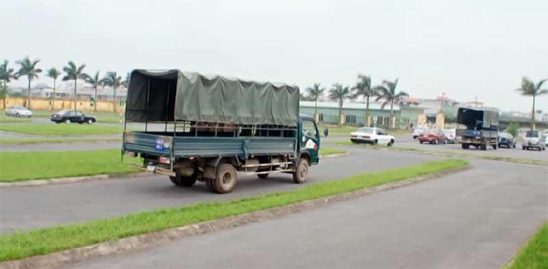 san tap lai xe o ung hoa - Học lái xe ô tô số tự động đã có mặt tại huyện Ứng Hòa Hà Nội