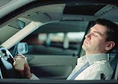 triệu chứng buồn ngủ khi lái xe