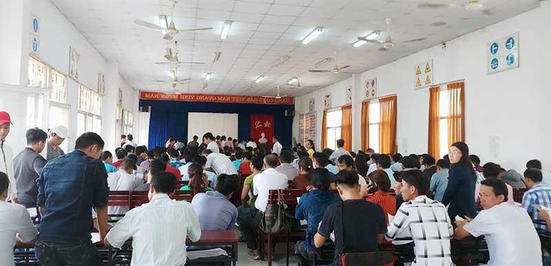hoc lai xe o to ly thuyet tai trung tam - Học lái xe ô tô bằng B2 chất lượng tốt ở Hà Nội